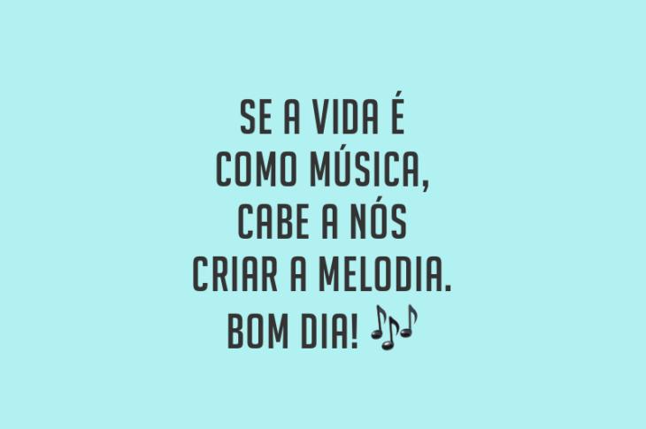 Se A Vida É Como Música